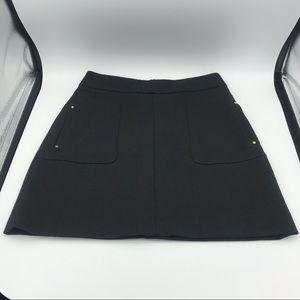 H&M | black skirt